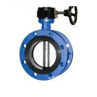 Buy cheap Flanged Center Line Butterfly Valve from wholesalers