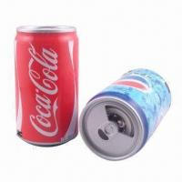 Buy cheap Zip-top Can Design Speaker, Wonderful for Coca-Cola and Pepsi-cola Fans from wholesalers
