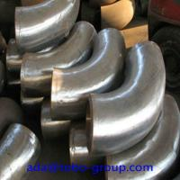 Wholesale ASTM A403 WP304L Butt Weld Fittings 90 Degree Stainless Steel Elbow from china suppliers