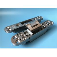 Buy cheap Stainless Steel 3D Concealed Hinges  Soss Door Hinges 5 Year Service Life from wholesalers