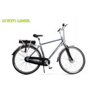 Buy cheap Aluminum Alloy 6061 Frame Electric Mountain Bikes Cruiser Bicycle 3 Speed Gears from wholesalers