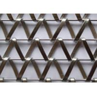 Buy cheap Decorative Chain Metal Architectural Wire Mesh Beautiful Color For Hotel from wholesalers