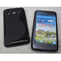 Buy cheap huawei Ascend g510 S LINE silicon tpu gel case cover skin funda capa estuch Hulle Coque from wholesalers