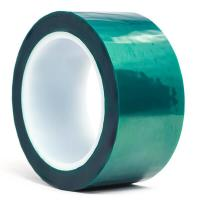 Wholesale 3M 8992 Green Polyester High Temperature Tape with Silicone Adhesive , Masking Tape , Dark Green Color from china suppliers