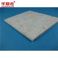 Buy cheap Decorative Hollow Core PVC Ceiling Panels Printing Fireproof Pvc Resin Panels product