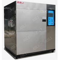 Buy cheap CE Performance Thermal Shock Environmental Testing Equipment For Metal Plastics Rubber from wholesalers