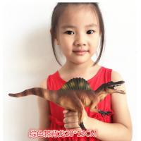 Wholesale Customized Dinosaur Model Toys L28*W7.5*H13 Plastic Jurassic Park Spinosaurus Toy from china suppliers