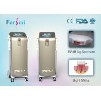 Buy cheap Hot sale high engery ipl shr laser diod hair removal machine for sale and spa owner from wholesalers