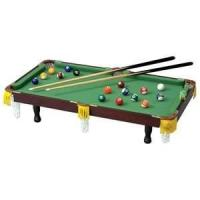 Buy cheap Full size commercial professional foldable mini table top pool tables for kids / childrens from wholesalers