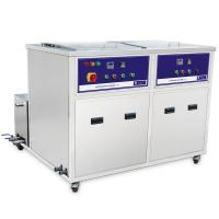 Buy cheap 960 Liter Ultrasonic Cleaning Machine Precision Cleaning System With Washing Spray Stage from wholesalers