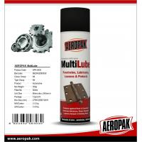Buy cheap Aeropak 500ml Anti-Rust Agent Lubricant Spray MultiLube For Rust from wholesalers