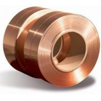 Buy cheap Beryllium Copper Alloy Strip  C17200 C17000 GB UNS JIS 0.15-2mm Copper Foil Sheet Roll from wholesalers