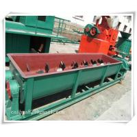 China Multi-function double shaft mixer on sale