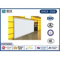 Wholesale Four Hours Rating Rolling Steel Fire Door / Gray Fire Rated Roller Shutter from china suppliers