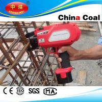 Buy cheap electric rebar tying machine from wholesalers
