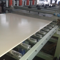 Buy cheap WPC Foam Board Production Line PVC Profile Manufacturing Machine from wholesalers