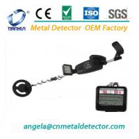 Buy cheap MD-3500 Ground Searching Metal detector with LCD display from wholesalers