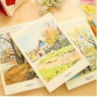 Buy cheap Blank exercise notebook wholesale paper notebook for school from wholesalers