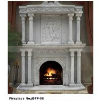 Buy cheap Stone Fireplace Exporter from wholesalers