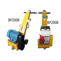 Buy cheap Electric Gasoline Floor Scarifying Machine / Equipment With High Speed 1800rpm from wholesalers