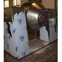 China Explosion Proof Double Cone Rotary Vacuum Dryer With Vacuum Pump CE Approved on sale