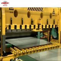 Buy cheap Cold Cutting 2000mm Cut To Length Line Machine For Fly Shear Cut from wholesalers