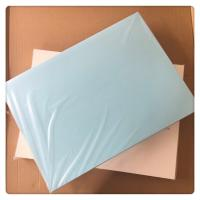 China No Concavities Water Transfer Printing Paper Blue 480 * 610 For Golf Clubs on sale