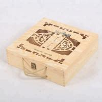 Buy cheap Vintage cheap wooden wine bottle crates for sale from wholesalers