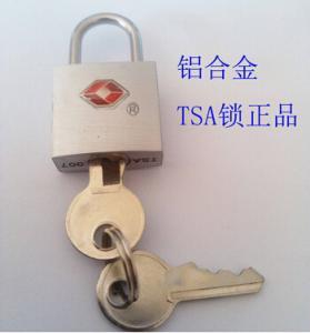 Wholesale Zinc Alloy TSA PADLOCK TSA LOCK WITH KEYS TSA-123 from china suppliers