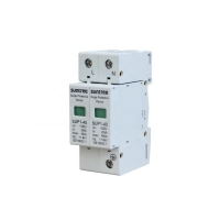 Buy cheap Lightning Arrester 40kA 2Pole AC Surge Protector from wholesalers
