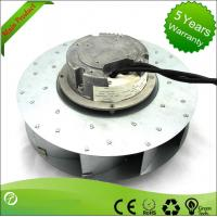 Buy cheap Filtering Ffu Ec Centrifugal ventilation Fans Save Electricity 145W 250mm from wholesalers