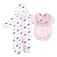 Buy cheap Spring Autumn Baby Clothes Gift Set 180G 100% Cotton  Interlock Nb - 9M from wholesalers