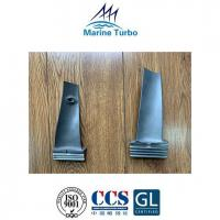 Buy cheap Turbocharger Turbine Blade For Marine Engine , Power Engine And Industrial Engine from wholesalers