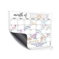 Buy cheap Washable Magnetic Dry Erase Board Sheet 16 X 11 Includes A Set Of 4 Markers from wholesalers