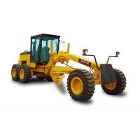 Buy cheap Heavy Duty Soil Moving Equipment , Land Moving Equipment 180 hp Motor Grader from wholesalers