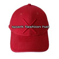 Buy cheap Custom high quality 100% cotton 3D embroidered baseball hat from wholesalers