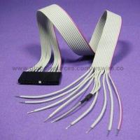 2.5mm IDC Connector to Flat Ribbon Cable Assembly, Suitable for Credit Card Machine Manufactures