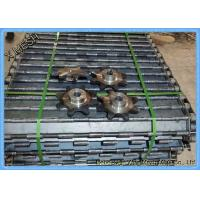 Buy cheap Metal Slat Conveyor Belt Automated Conveyor Systems For Coffee Bean Baking from wholesalers