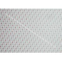 Buy cheap Plain Weave Polyester Mesh Fabric PET 0.5*0.5mm For Non Woven Cloth Punching from wholesalers