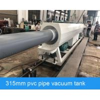 Buy cheap Long Life Big PVC Pipe Production Line , Plastic Water Pipe Making Machine from wholesalers