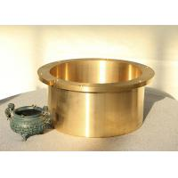 Buy cheap Longlife Copper Casting Double Oil Grooves Bronze Sleeve Bushings C90500 from wholesalers