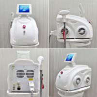 Buy cheap micro channel 808nm Diode Laser Hair Removal Machine with cold laser , Medical Laser Equipment from wholesalers