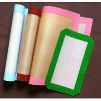 Buy cheap 420*280mm silpat silicone pastry baking mat from wholesalers