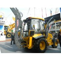 Buy cheap High Driving Speed Compact Wheel Loader XT870 Backhoe Loader, Loader Bucket 1m3 , Dig Bucket 0.3m3 from wholesalers