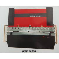 Buy cheap Hydraulic Press Sheet Metal / Rebar / Steel / Rod Bending Machine from wholesalers