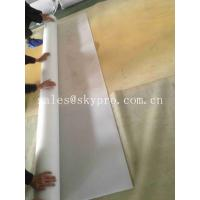Translucent Membrane Rolls High Temperature Transparent Silicone Rubber Sheeting Roll Manufactures