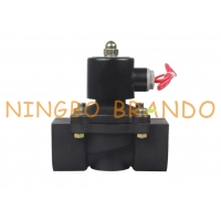 Buy cheap 2 Way Normally Closed Plastic Electric Water Solenoid Valve 2 12VDC 24VDC 220VAC from wholesalers