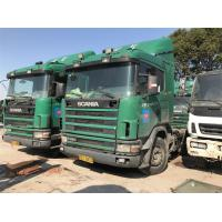 Buy cheap Scania Used Tractor Truck Head For Sale , Located in Our Yard Cheap Price Truck Head from wholesalers