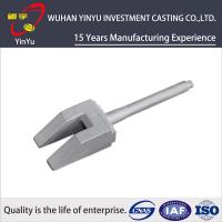 Buy cheap OEM Precision Investment Services Cast Metal Parts With Silica Sol Casting Process from wholesalers