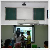 Wholesale All-in-One Interactive Whiteboard with visual presenter and Projector Smart from china suppliers